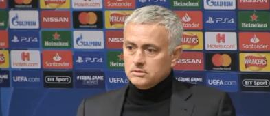Jose Mourinho Manchester United Juventus Turin