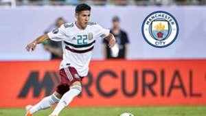 Uriel Antuna Selección mexicana - Manchester City