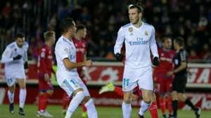 Gareth Bale Lucas Vazquez Real Madrid Numancia