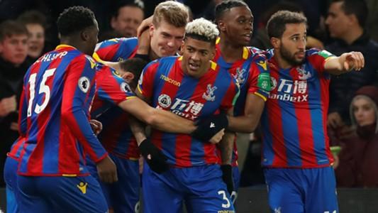 Patrick van Aanholt, Crystal Palace, Premier League 03052018