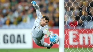Mathew Ryan Socceroos