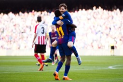 leo messi ousmane dembele barcelona athletic club
