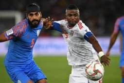 الإمارات - الهند