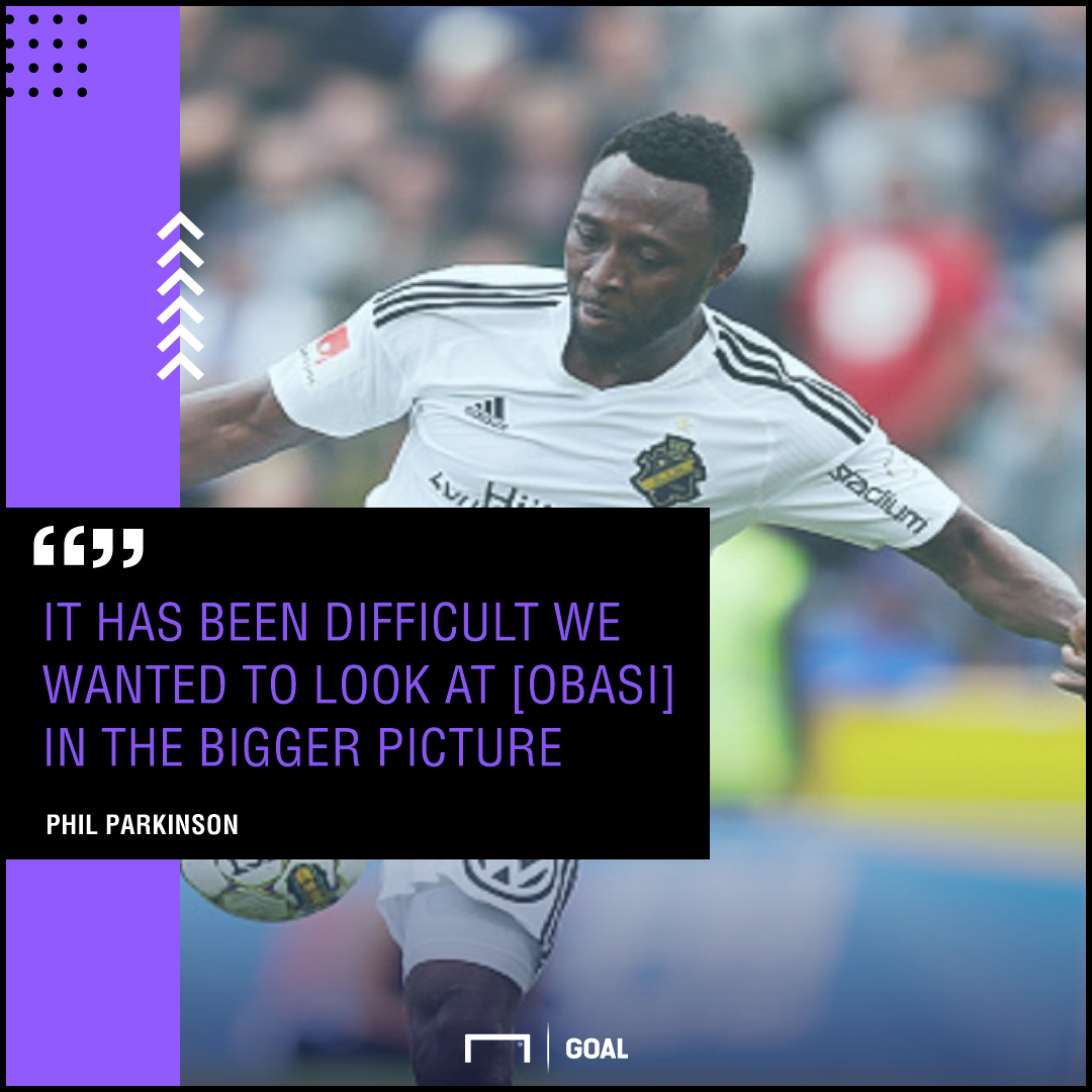 Chinedu Obasi: Bolton Wanderers sign Nigeria forward on short-term deal