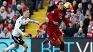 Virgil van Dijk Liverpool 11112018