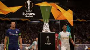 Embed Only FIFA 19 Europa League