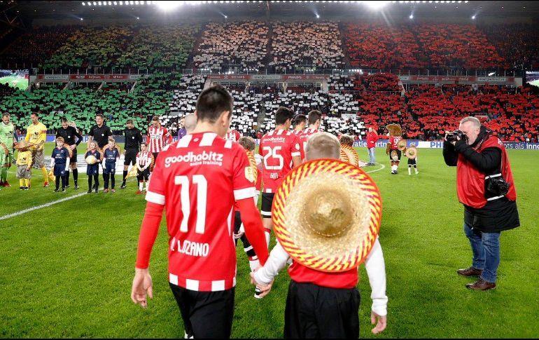 Mosaico México PSV