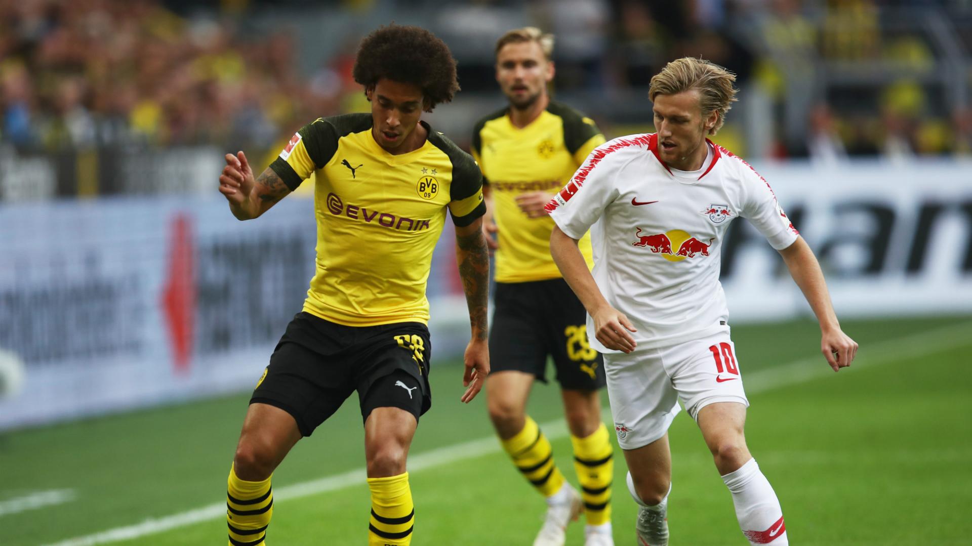 Axel Witsel Dortmund Leipzig 2018