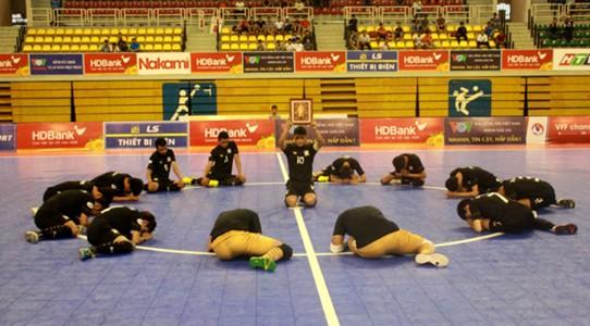 Image result for โต๊ะเล็กไทย ประเดิมถล่ม ลาว 14-0 ชิงแชมป์อาเซียน