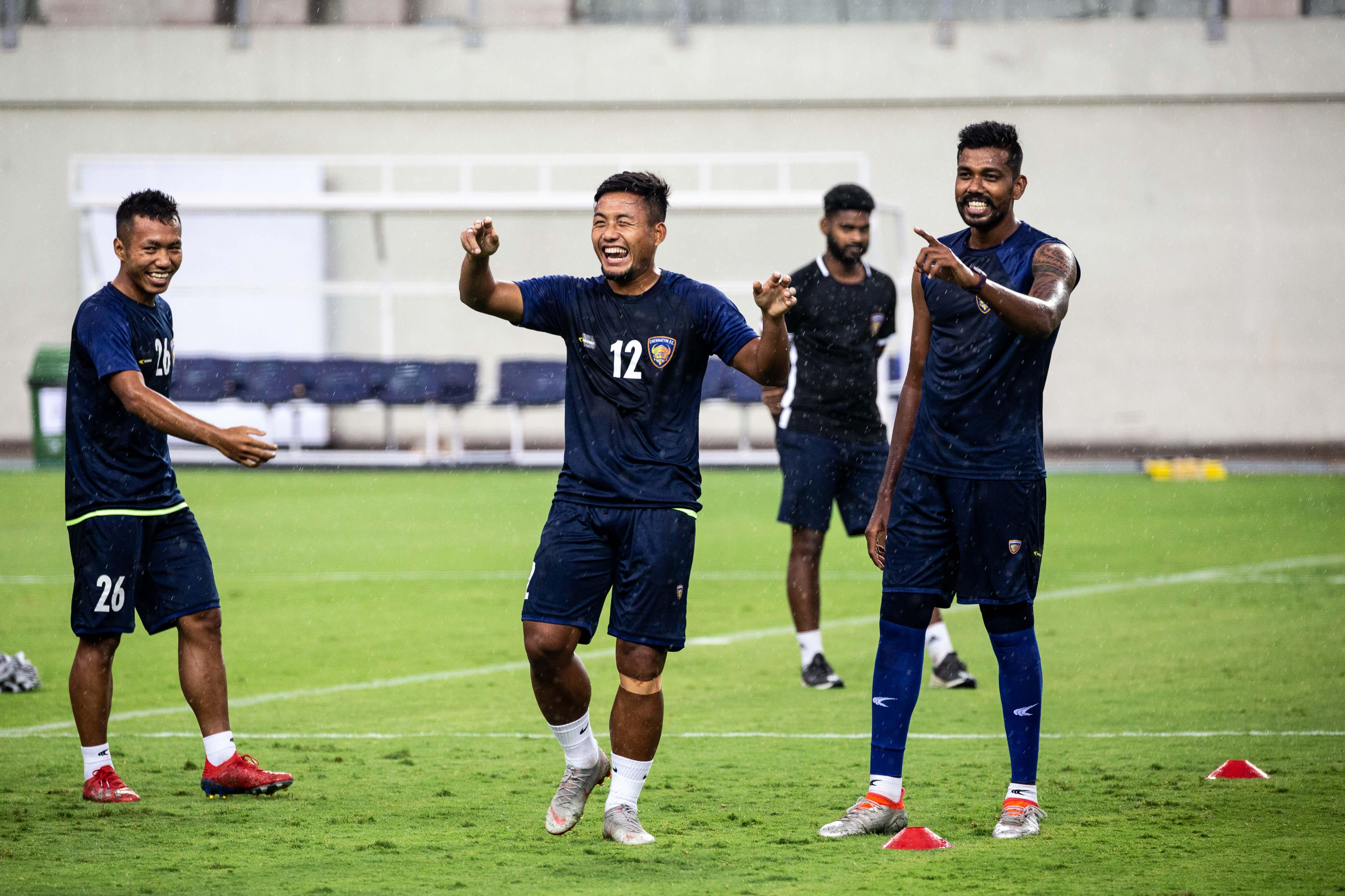 Chennaiyin FC AFC Cup 2019