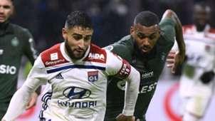 Fekir Lyon Saint-Etienne