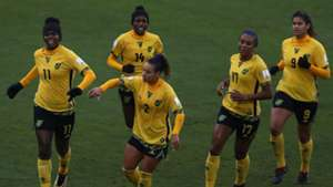 Jamaica women's national team Concacaf Championships third-place match