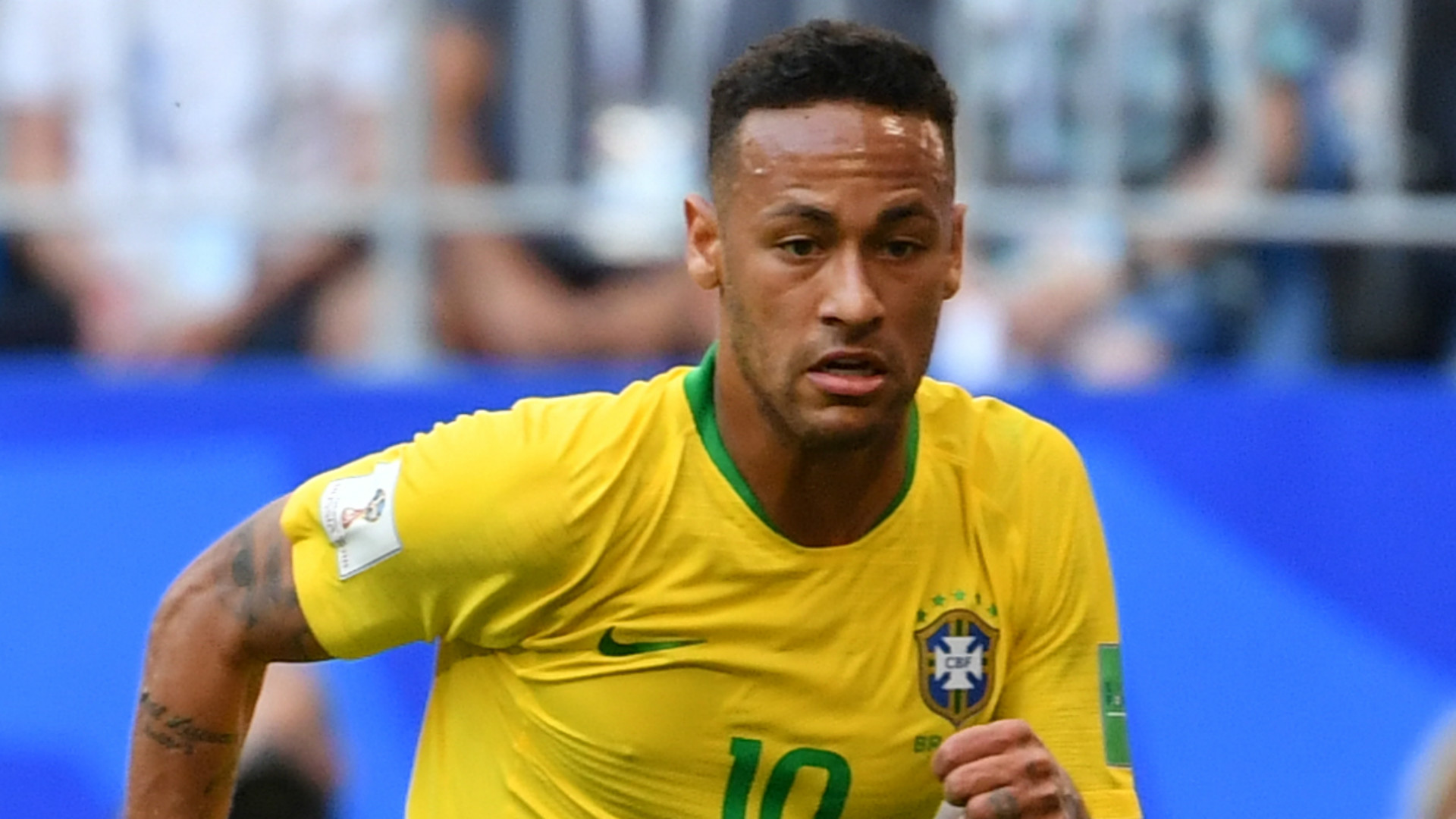 Belgium's test vs. Brazil a generation in the making