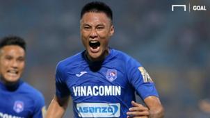 Mac Hong Quan Viettel vs Than Quang Ninh Round 12 V.League 2019