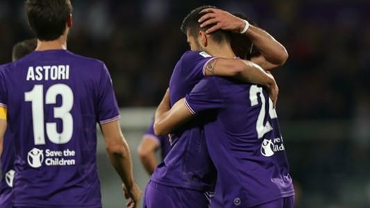Benassi Fiorentina Torino Serie A