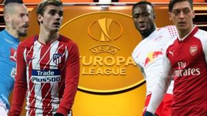 GFX Die 15 wertvollsten Spieler der Europa League