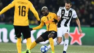 Leonardo Bonucci Young Boys Juventus Champions League