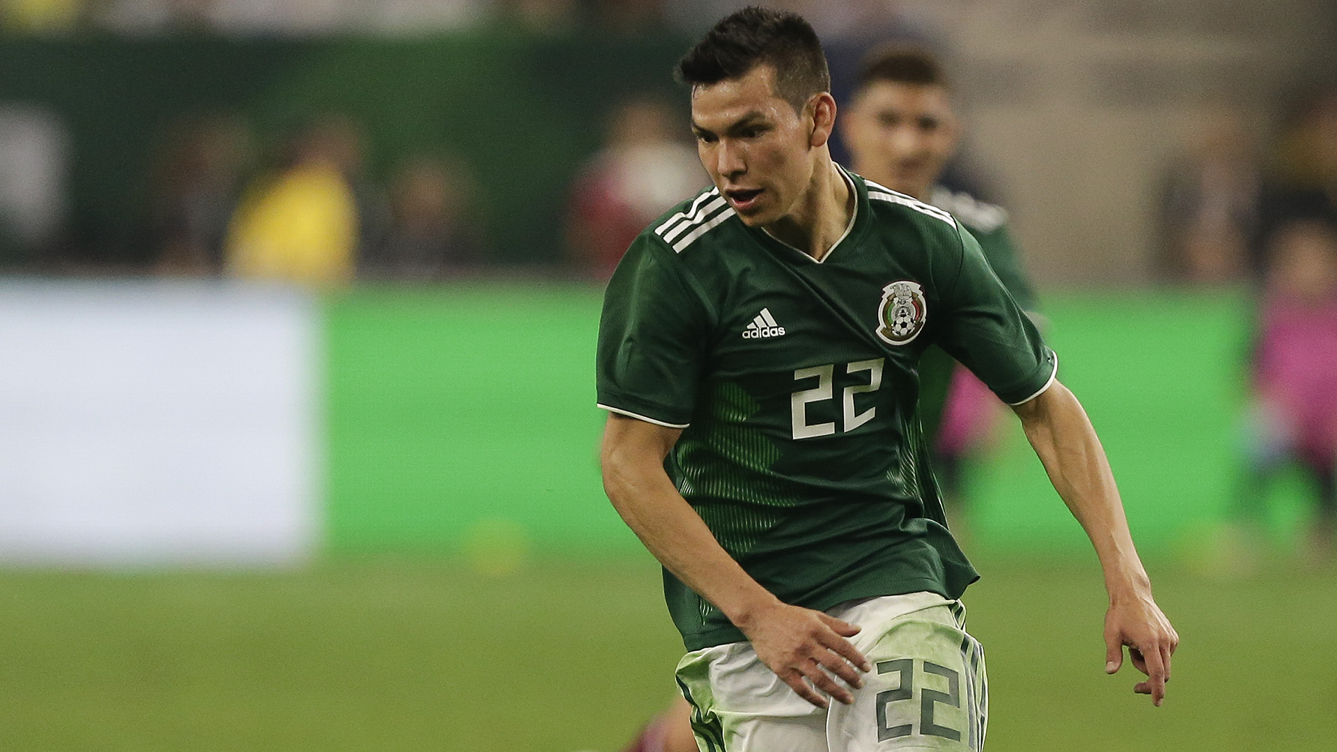 best website c499f 88f2d Mexico national team: Hirving Lozano out of El Tri squad to ...