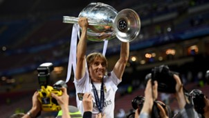 Real Madrid Luka Modric 28052016