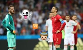 De Gea Cristiano Ronaldo Vlog Piñero