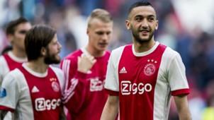 Hakim Ziyech, Ajax, Eredivisie 04092018