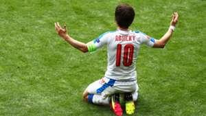 Thomas Rosicky Spain Czech Republic Euro 2016