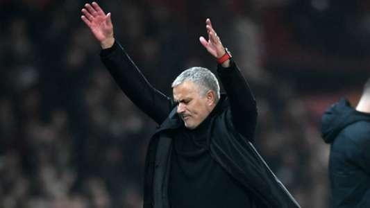 Jose Mourinho Man Utd vs Arsenal Premier League 2018-19