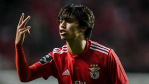 Atletico Madrid ready to fight Man City in race to sign teen sensation Joao Felix