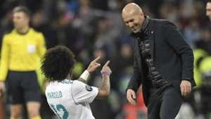 Marcelo Zinedine Zidane Real Madrid
