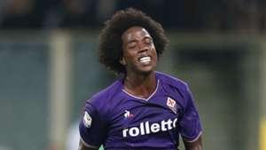 Carlos Sanchez, Fiorentina, Serie A, 24092017