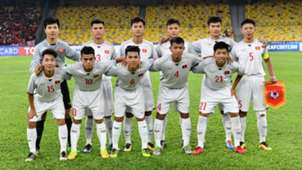 U16 Việt Nam vs U16 Indonesia
