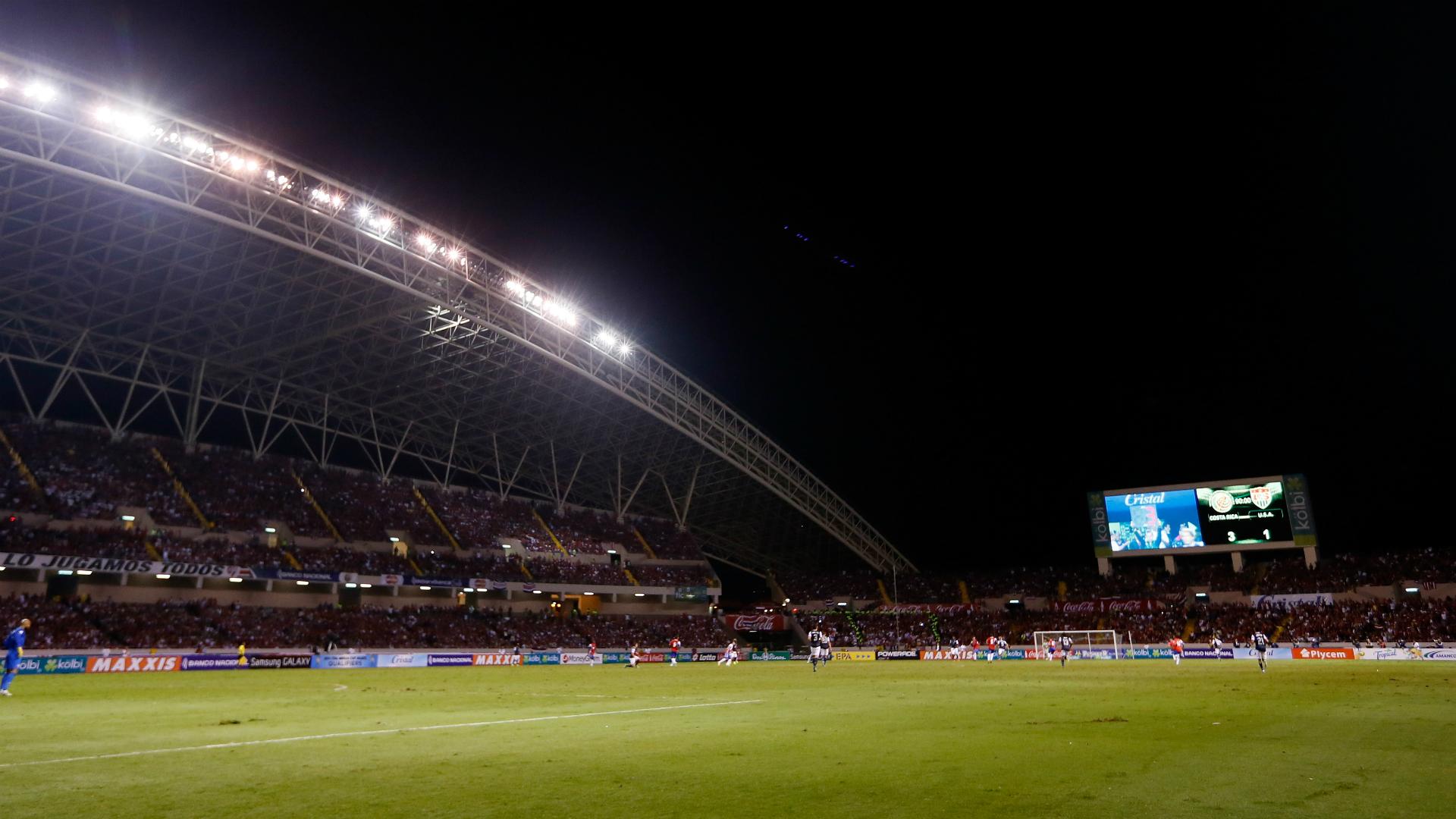 Estadio Nacional San José