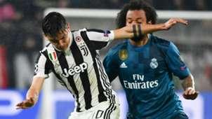 Dybala Juventus Real Madrid Champions League