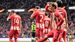 Antoine Griezmann Atletico de Madrid Sporting Portugal UEL 05042018