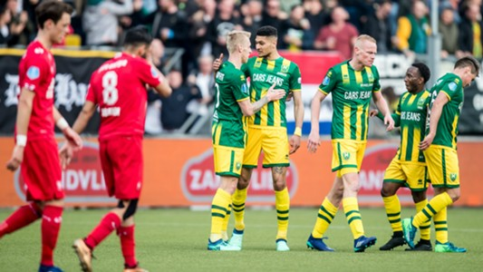 ADO Den Haag - FC Twente, Eredivisie 04142018