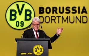 ONLY GERMANY Reinhard Rauball Borussia Dortmund