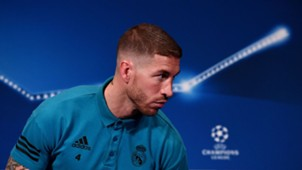 Sergio Ramos PSG Real Madrid UEFA Champions League press conference