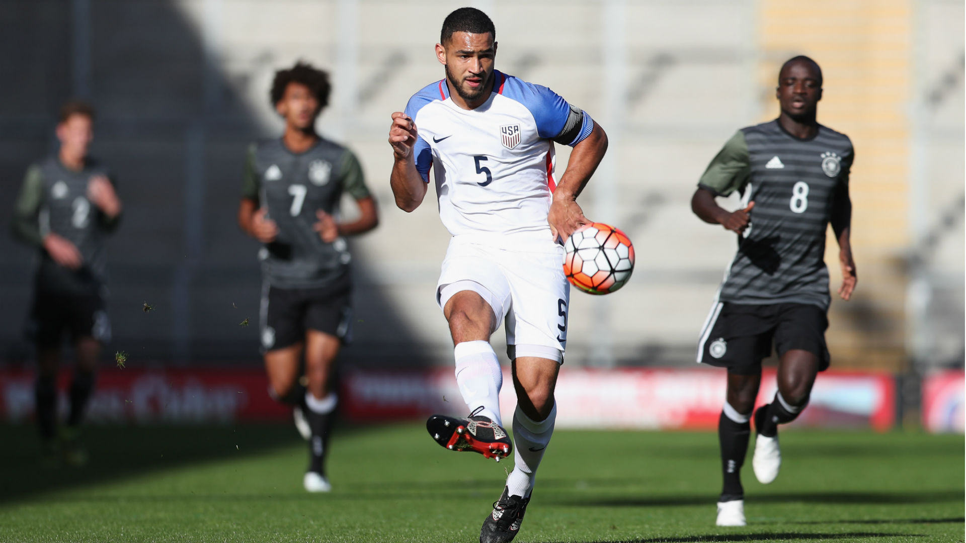 Cameron Carter-Vickers USA U-20s