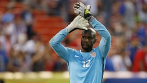 Bill Hamid USA Gold Cup