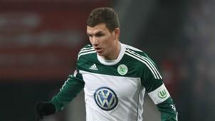 Edin Dzeko Wolfsburg