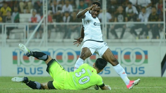Haziq Nadzli, Johor Darul Ta'zim, Tcheche Kipre, Terengganu, Malaysia Cup, 08/07/2017
