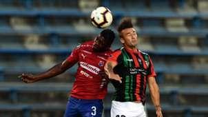Independiente Medellín Palestino Copa Libertadores 2019
