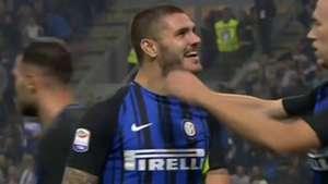 Mauro Icardi Inter Milan 15102017