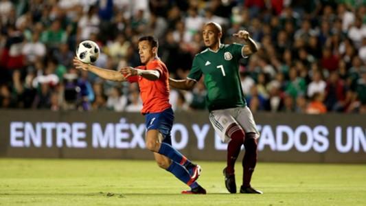 161018 México Chile Luis Rodríguez Alexis Sánchez