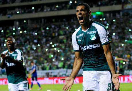 Así está la tabla de goleadores de la Liga Águila 2018 - I