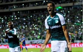 Pepe Sand Deportivo Cali gol vs Millonarios Liga Águila 2018-I