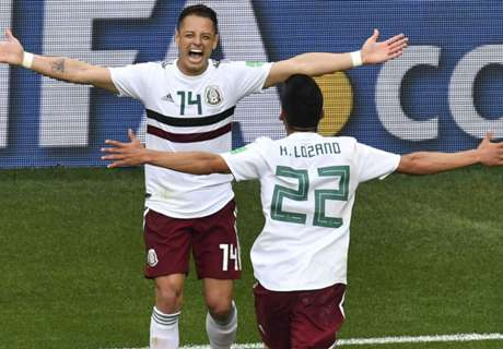 Mexico keeps rolling with win over South Korea