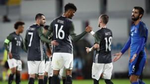 Deutschland Aserbaidschan U21 09112017