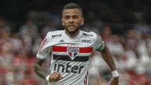 Daniel Alves S?o Paulo Grêmio Brasileir?o 31 08 2019