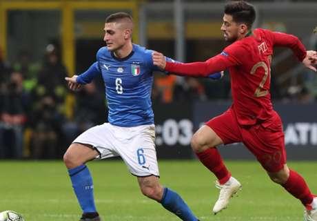 Nemzetek Ligája: Nem bírt egymással Olaszország és Portugália